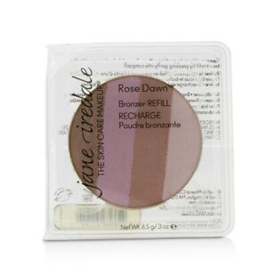 NEW Jane Iredale Rose Dawn Bronzer Refill 8.5g Womens Makeup