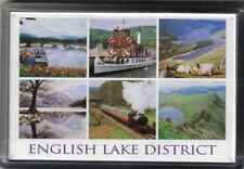 English Lake District Souvenir Magnet from UK Vacation John Hinde Designs