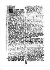 BT2390 aus der Stiftsbibliothek St Gallen Nibelungen Handschrift     Switzerland