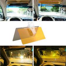 Universal HD UV Anti-Glare Auto Car Sun Visor Flip Down Shield Day&Night M&C