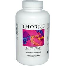 THORNE RESEARCH META-FEM VITAMIN MULTIMINERAL SUPPLEMENT FOR WOMEN OVER 40