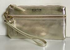 NEW! KENNETH COLE REACTION CHAMPAGNE GOLD TECH PHONE CASE WALLET WRISTLET SALE