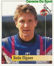 133 BODO ILLGNER GERMANY 1.FC KOLN STICKER FUSSBALL 1995 PANINI