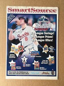 CAL RIPKEN JR. 1998 SmartSource Magazine ALL-STAR Issue 6/21/98, Syracuse Herald