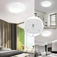 18/24/36W Flush Mount LED Panel Ceiling Light Module Replace Light Source Magnet