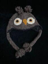 Owl Bird Sock Hat