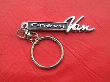 CHEVY VAN KEY CHAIN *New & Unique* Keyring Street Key Ring ChevyVan 1968 69 70