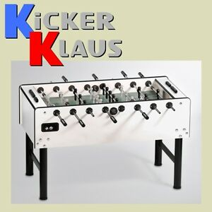 Art. 6924: Turnier-Kicker 'Vector III', Dekor Weiß