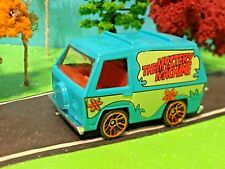 scooby doo, the mystery machine, hot wheels, 2012, hw-imagination, movie car