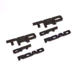 2014-2021TRD OFF ROAD Black overlay kit 00016-89707 For TOYOTA 4 Runner 4runner
