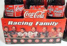 vintage ACL Soda POP Bottle: 1999 COKE / NASCAR / DALE EARNHARDT / FULL 6 PACK