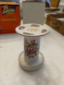 Vintage Brinns Ceramic Glazed Toothbrush Holder made in Japan