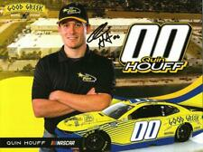 Autographed 2020 Quin Houff #00 Good Greek Moving Postcard