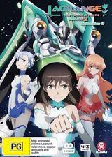 Lagrange - The Flower Of Rin-Ne : Collection 2 (DVD, 2014, 2-Disc Set)