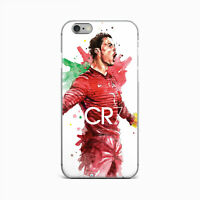 Ronaldo iPhone 6s 7 8 Plus Silicone Gel Cover New iPhone X XR XS Max Rubber Snap