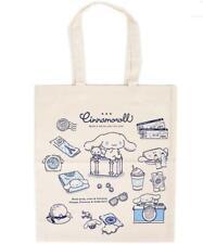 Cinnamoroll Canvas Tote Bag