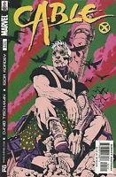 Cable Comic 101 Cover A First Print 2002 David Tischman Igor Kordey Marvel