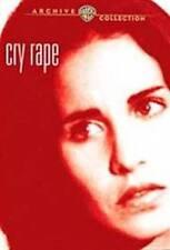 CRY RAPE! NEW DVD