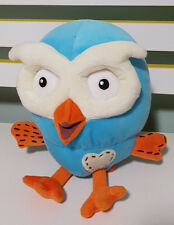 GIGGLE AND HOOT OWL PLUSH TOY! ABC KIDS! CUTE! SOFT! 28CM EXTRA FAT TOO!