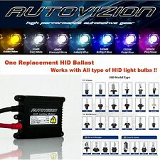 One 55W SLIM Xenon HID Kit 's Replacement Ballast H4 H7 H10 H11 H13 9006 9007