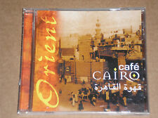CAFE' CAIRO (LAYLA MOURAD, NAGAT) - CD COME NUOVO (MINT)