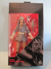 "Hasbro Star Wars CAPTAIN CASSIAN ANDOR #23 The Black Series 6"" ACTION FIGURE"