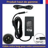 Chargeur d'Alimentation 65W Pour Dell Inspiron P87G P87G001 P57G P57G001