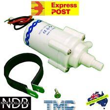 12V TMC Electric Faucet Galley Water Pump Caravan Boat New EXPRESS & WARRANTY