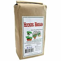 "Boogie Brew Compost Tea ""Heavy Harvest"" 2 Part Formula 3 Pounds Makes 50 Gallons"