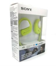 Sony NW-WS413 4GB Impermeabile Walkman Sport Nuoto Lettore MP3 (lime verde) NUOVE