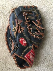"LHT Rawlings Heart Of The Hide Gold Glove Dual Core 12.5"" First Base Glove"