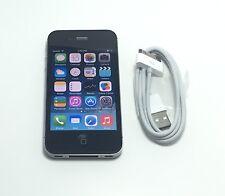 Apple iPhone 4 8GB Black Verizon Wireless CDMA iOS Smartphone Clean ESN