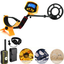 MD3010II Metal Detector Gold Deep Sensitive Searching Digger + TX-2002 Pinpointe