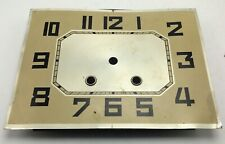 ancien cadran carillon pendule horloge style ODO
