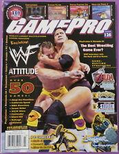 GamePro Magazine #126 March 1999 (WWF)