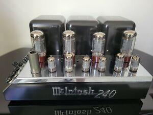 Mcintosh amplifier mc240