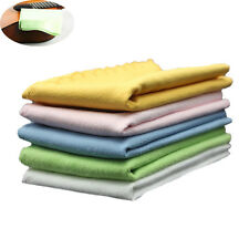 5pcs Useful Colorful Guitar Piano Accessories Microfiber Cleaning Cloth
