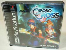 Chrono Cross PS1 PlayStation Trigger DS Legend Secret of Mana NEW COMPLETE MINT