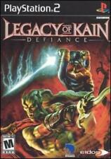 Legacy of Kain: Defiance PLAYSTATION PS2 demigod angel death swords combat game!