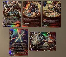 FUTURE CARD BUDDYFIGHT GARGANTUA KNIGHT DRAGON (DRAGOD) S-BT04 SECRET SET