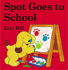 Spot Goes to School-ExLibrary