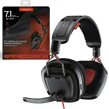 Nuevo Plantronics Gamecom 788 Usb Gaming Headset Stereo Sonido Surround 7.1 Para Pc