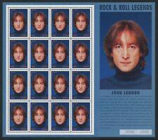 Ghana 1995 John Lennon M/S Sc# 1851 NH