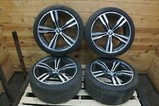 Set Front 20x8.5 ET25 Rear 20x10 ET41 OEM Wheel Rim 5x112 BMW G11 G12 7-Series