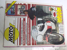 18$$ Revue Moto Collection n°1 Paris-Dakar 10 ans / Calendrier 1989 /