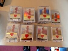 JOHNNY BENCH 2012 TOPPS TRIBUTE RETIRED REMNANTS LOT OF 51 CARDS...SUPER RARE