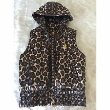 Girls/Women's Rocawear Reversible silky body warmer S/M 8/10