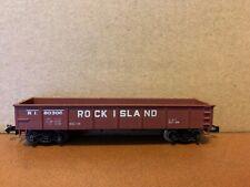N Scale - Rock Island Coal Hopper Train Car