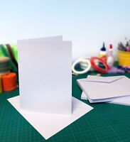 Card Blanks and Envelopes from £3.99 for 25 - Blank Craft Cards for Card Making