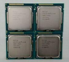 New listing Lot Of 4 - Intel Core i3-3220 (Sr0Rg) 3.3Ghz Lga1155 Desktop Cpu Processor
